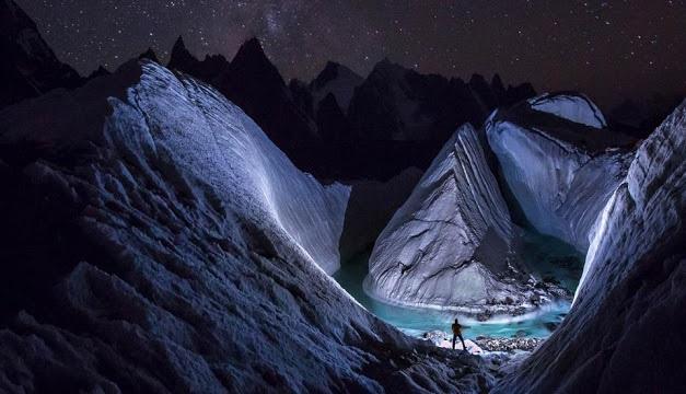 19 - K 2 Glacier