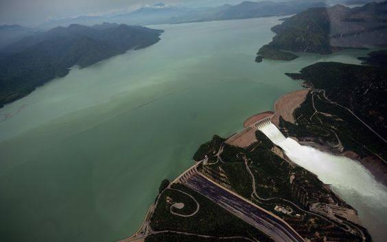 2 - Tarbela Dam