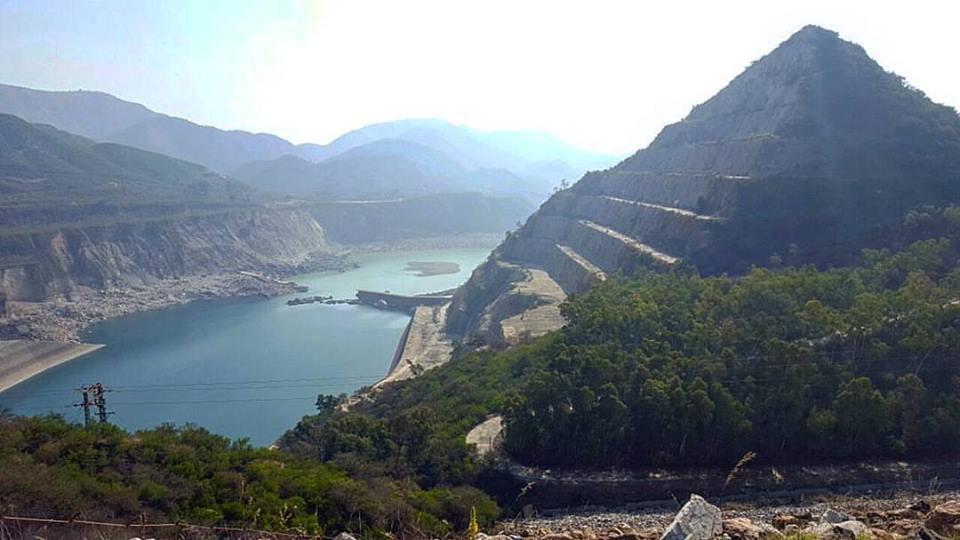 21 - Tarbela Dam 1