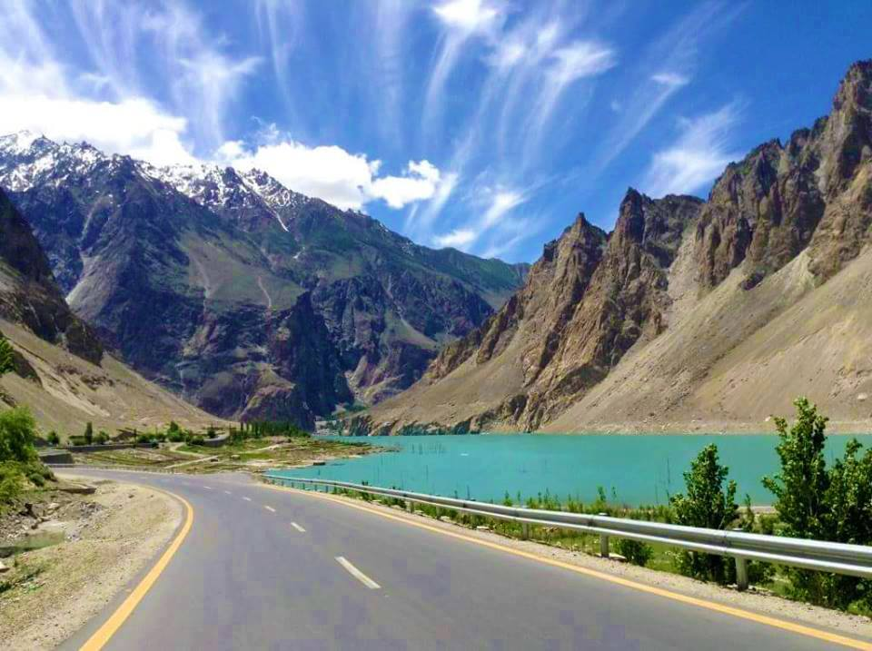 24 - Attabad Lake - Hunza Valley