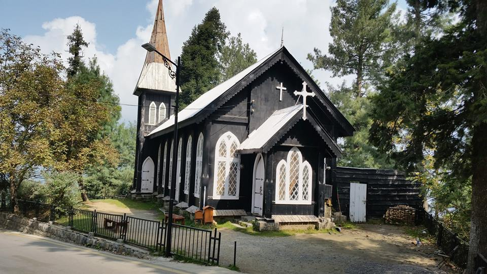 27 - St Metthews Church, Nathiagali, Pakistan
