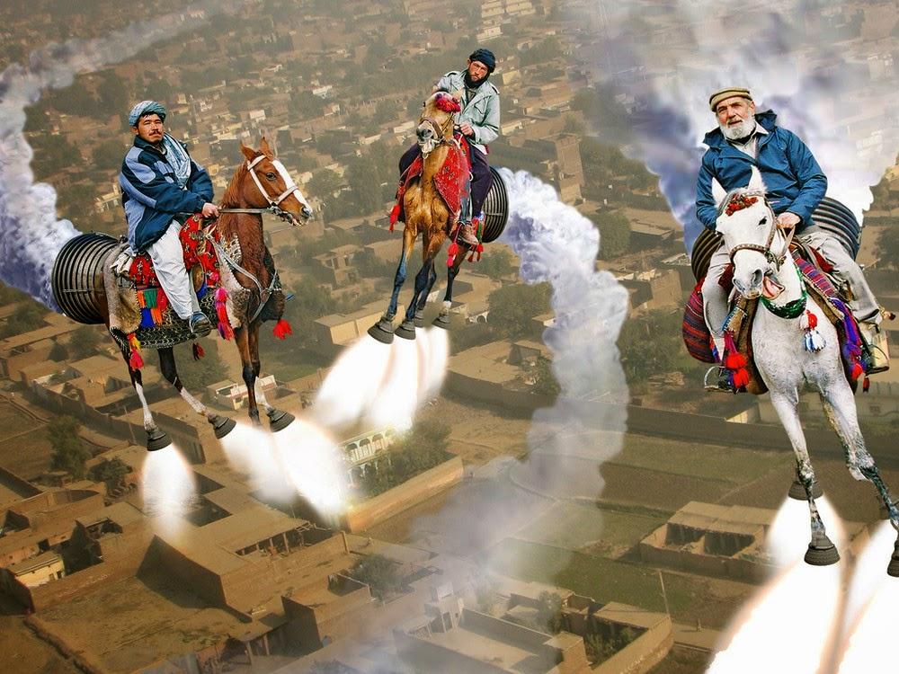 3 - Cronosphere Rocket Horse Racers