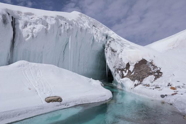 3- Panmah Glacier