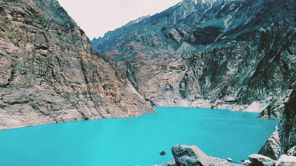4 - Attabad Lake - Hunza