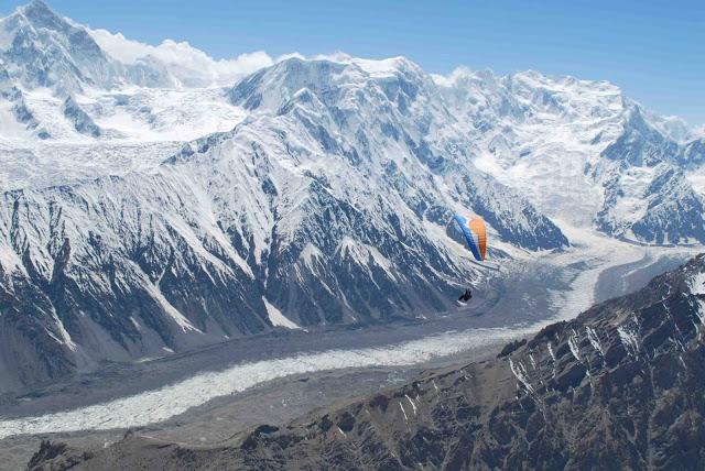 4- Batura Glacier