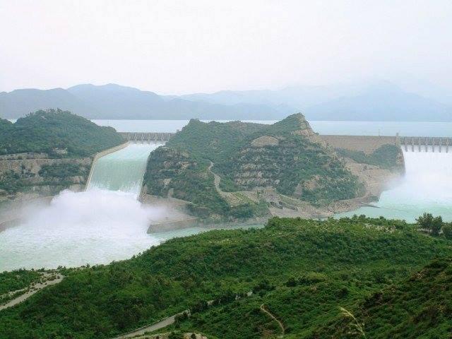 4 - Tarbela Dam
