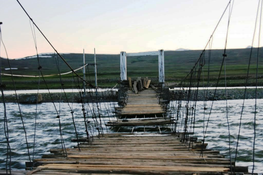 5 - Deosai Bridge