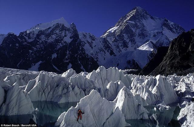 5- Godwin-Austen Glacier