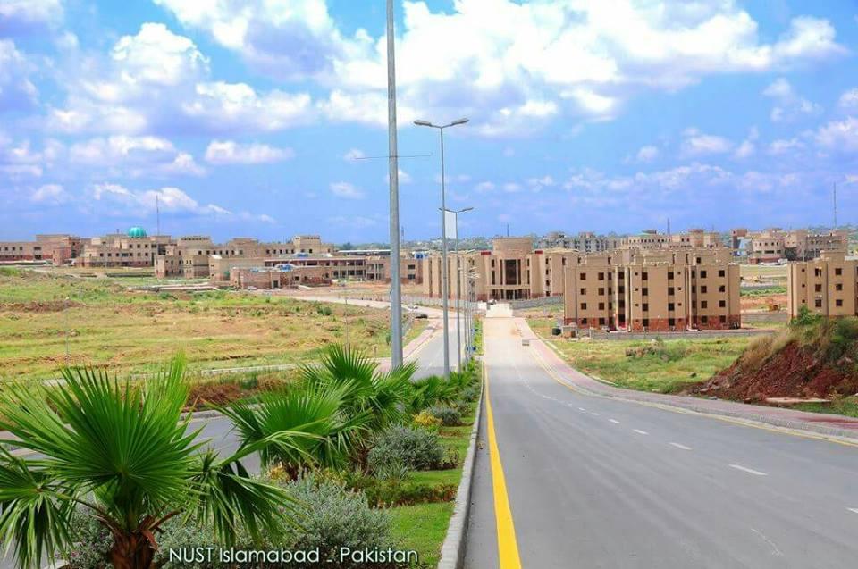 5 - Nust Islamabad Campus 1