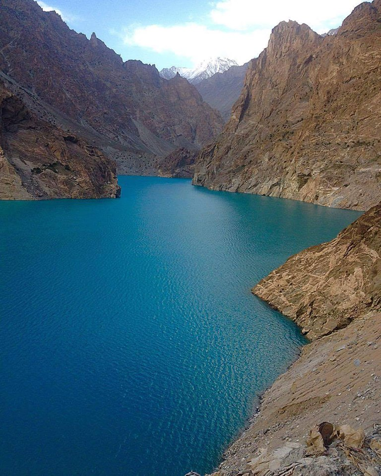 6 - Attabad Lake - Hunza Valley - Gilgit Baltistan