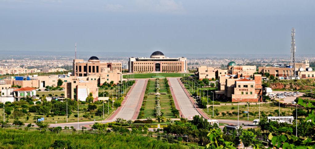 6 - Nust Islamabad Campus