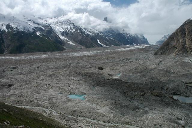 6- Panmah Glacier