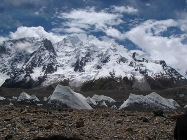 7- Biarchedi Glacier