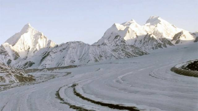 8- Bilafond Glacier