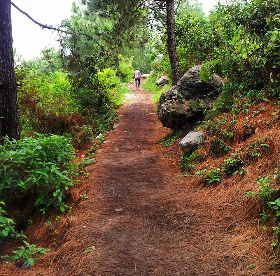 8 - Islamabad Hiking Trail