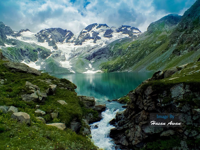 8 - Katora Lake, Upper Dir, KPK