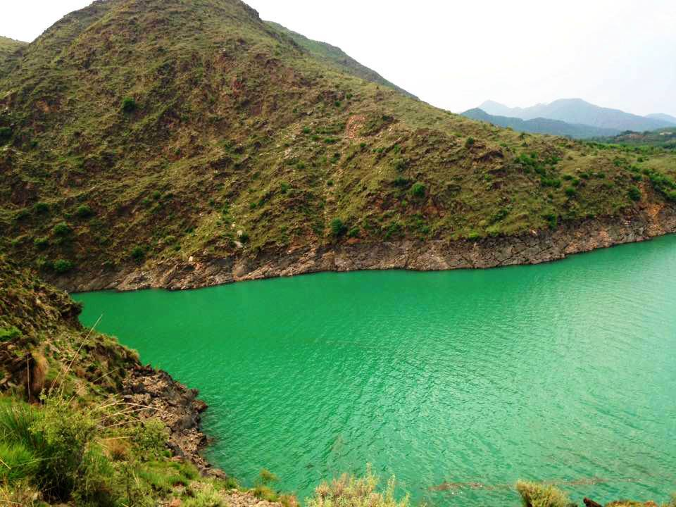 8 - Tarbela Dam 1
