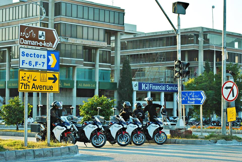 9 - Islamabad Police
