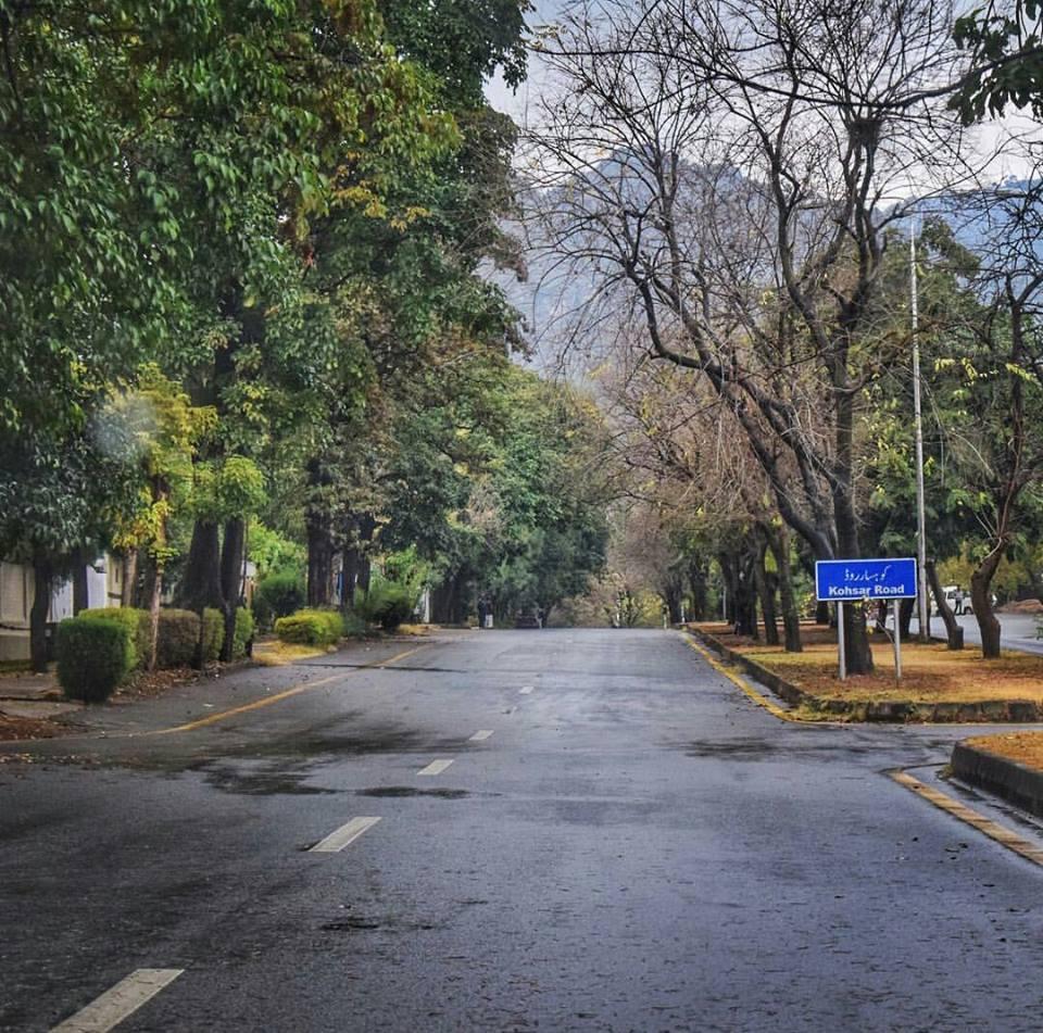 9 - Kohsar Road - Islamabad