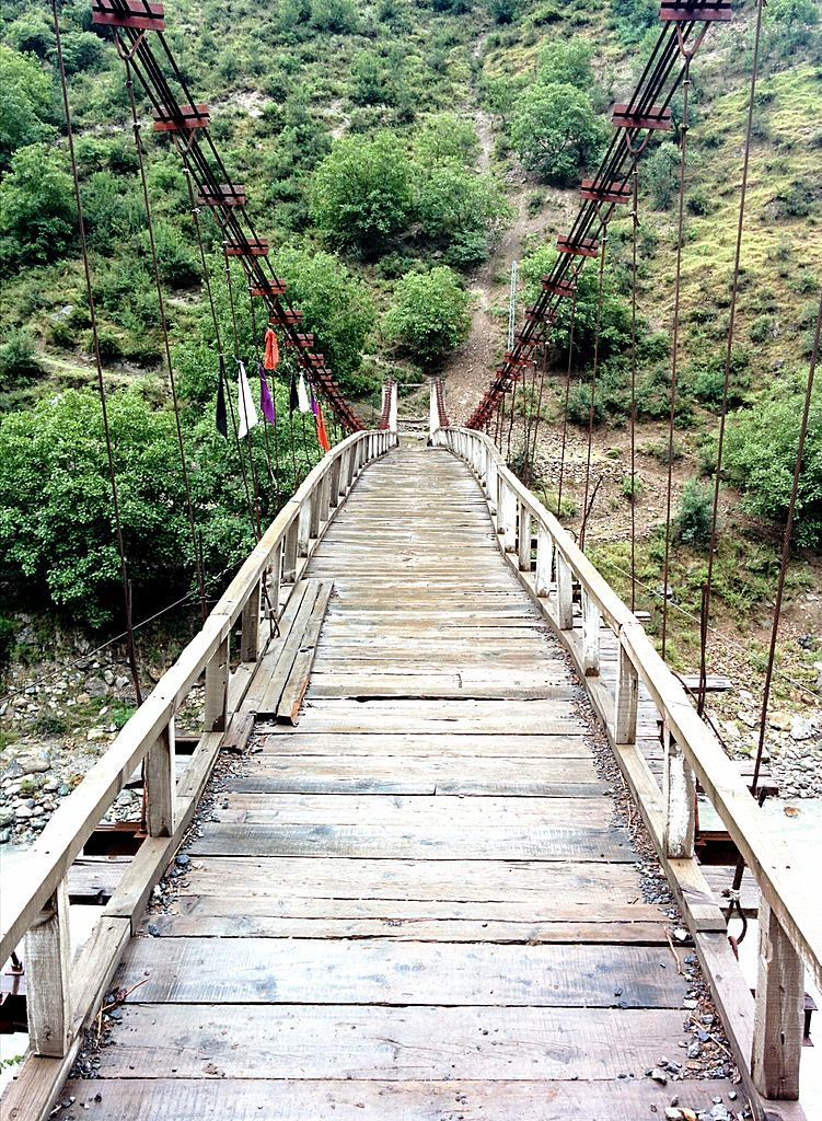 9 - Kunhar River Bridge