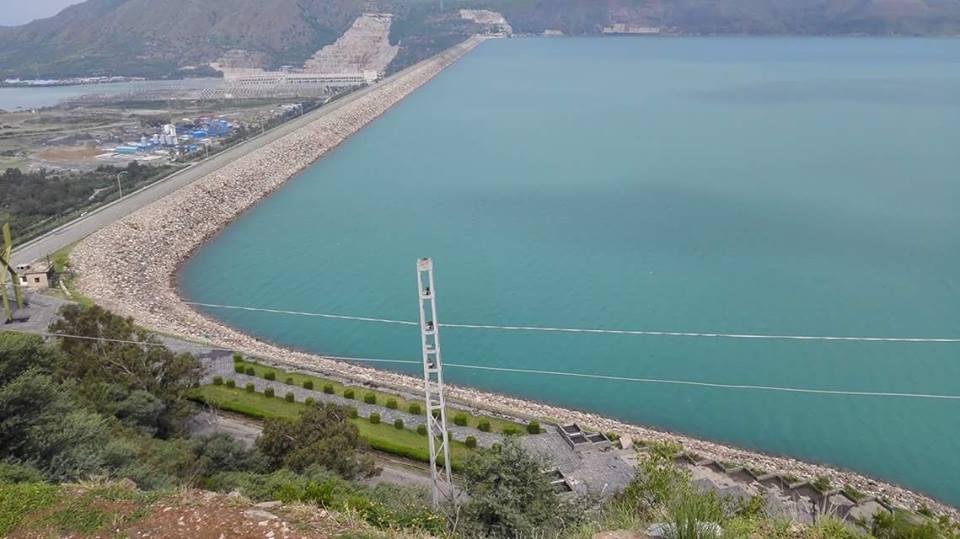 9 - Tarbela Dam 1