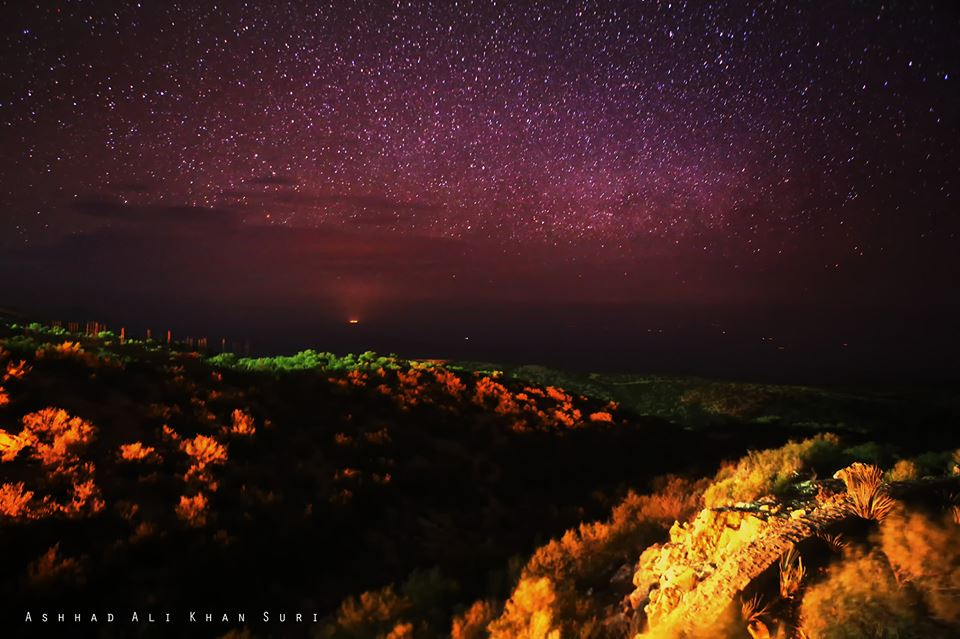 9 - The backside of Gorakh Hill Station