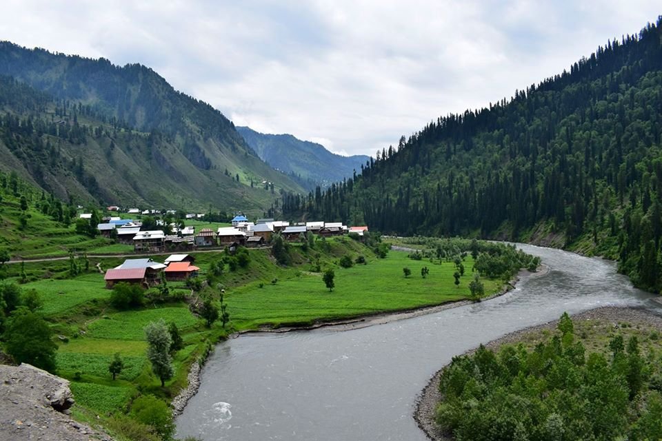 Gurez Valley Track - Kel to Taobat