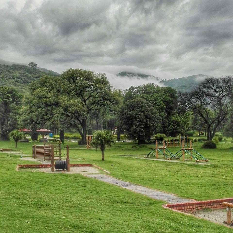 Japanese Park - Islamabad