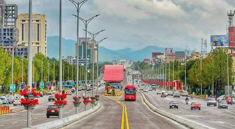 Jinnah Avenue - Islamabad