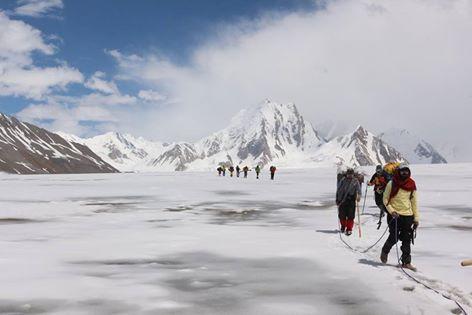 Snow Lake Track