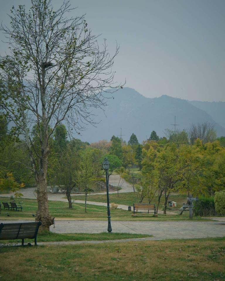 12 - Fatima Jinnah Park Islamabad - Photo Credits - Noman's Photograpy
