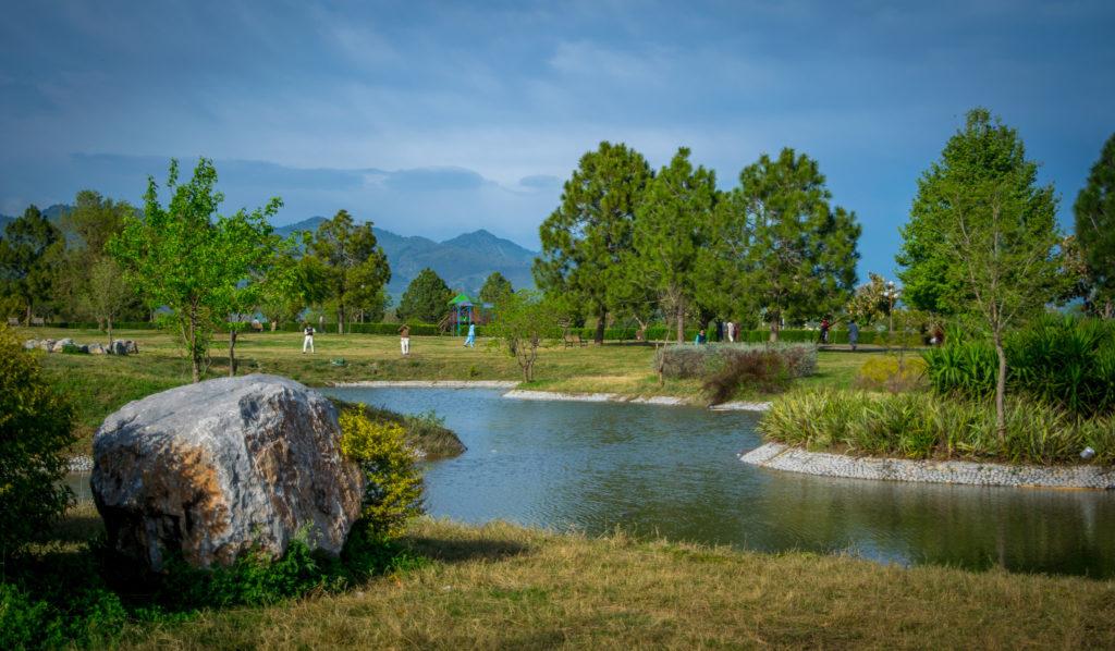 16 - Fatima Jinnah Park Picture