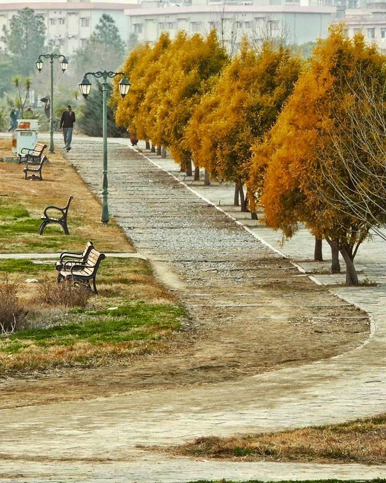 19 - Fatima Jinnah Park Walkway