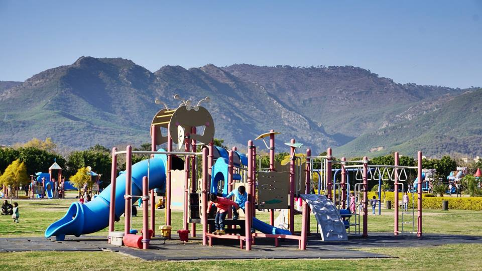 4 - Kids Play Area Fatima Jinnah Park - F9