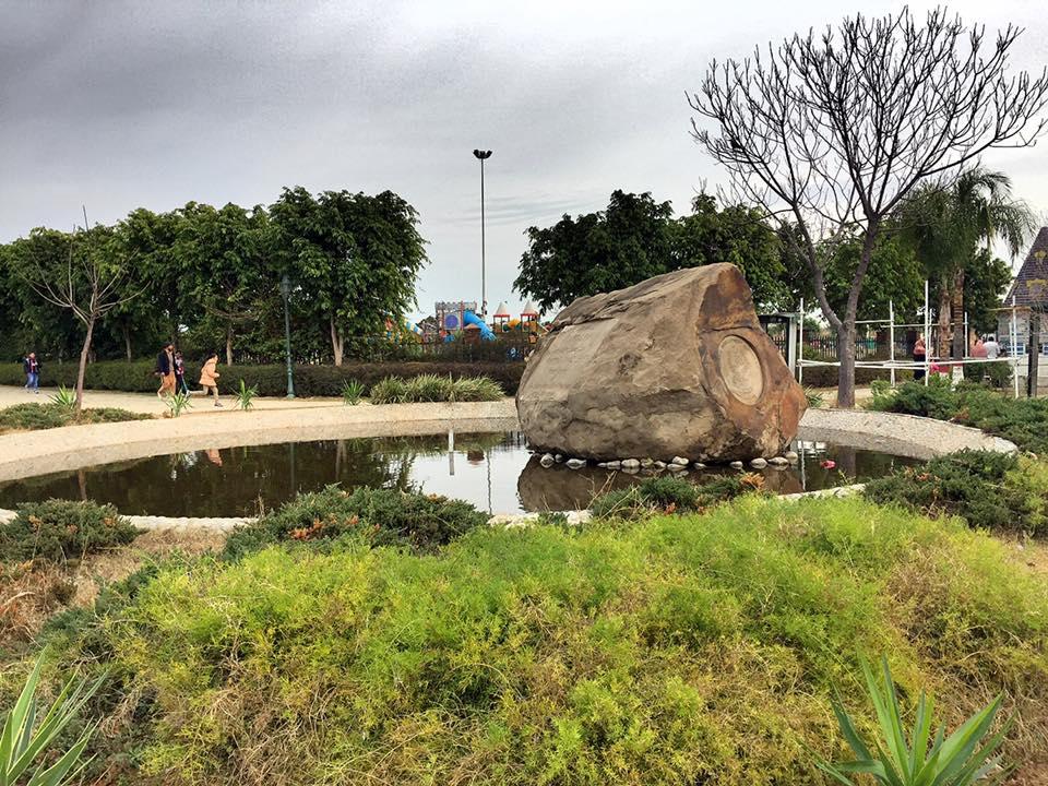 5 - Fatima Jinnah Park Rock