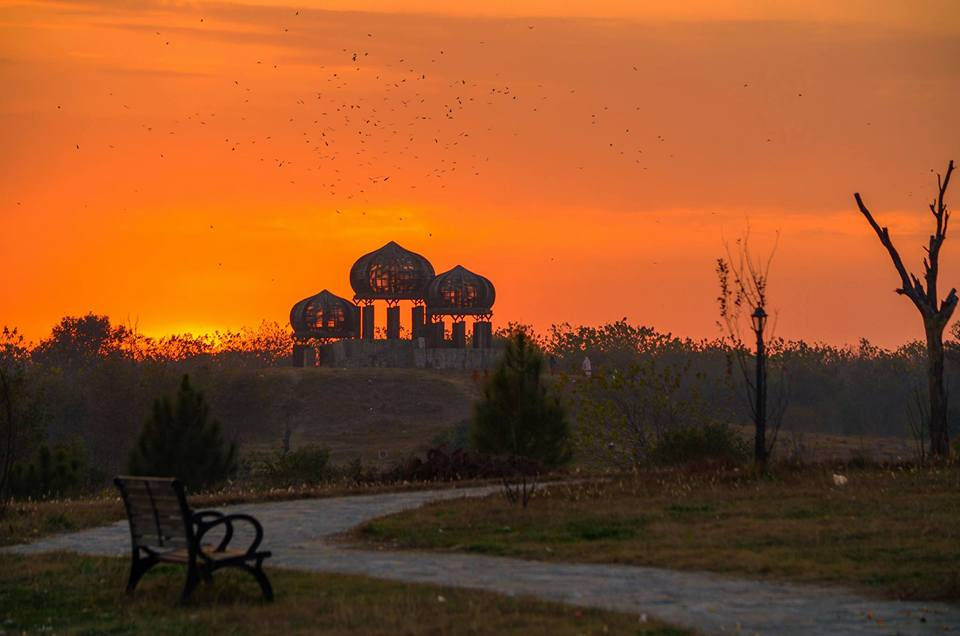 7 - Fatima Jinnah Park Islamabad Sunset - Photo Credits - Haziq's Photography