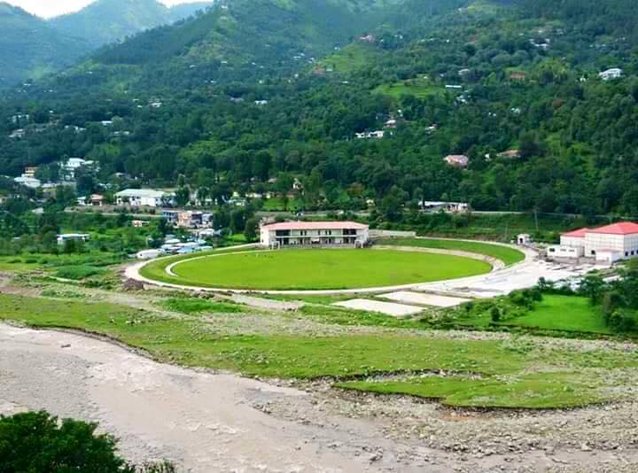 Bagh Cricket Stadium