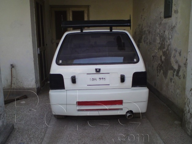 Images of Modified Suzukis??!! ONLY in Pakistan | Paki Holic