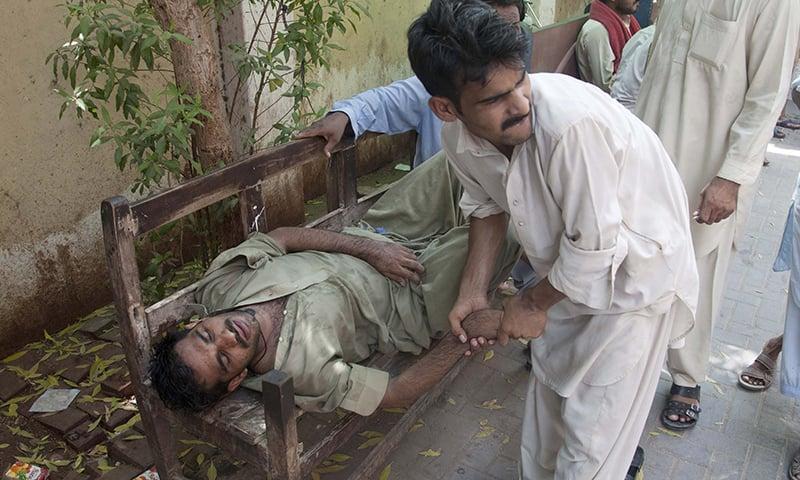 65 people died of heatstroke in Pakistan