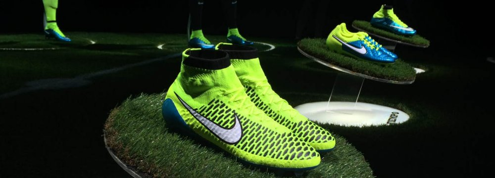 check out 35142 d1041 Meanwhile, Iran National Team is facing a famine as US Sportswear Company   NIKE  said it could not supply football cleats and shoes to the Iranian  players ...