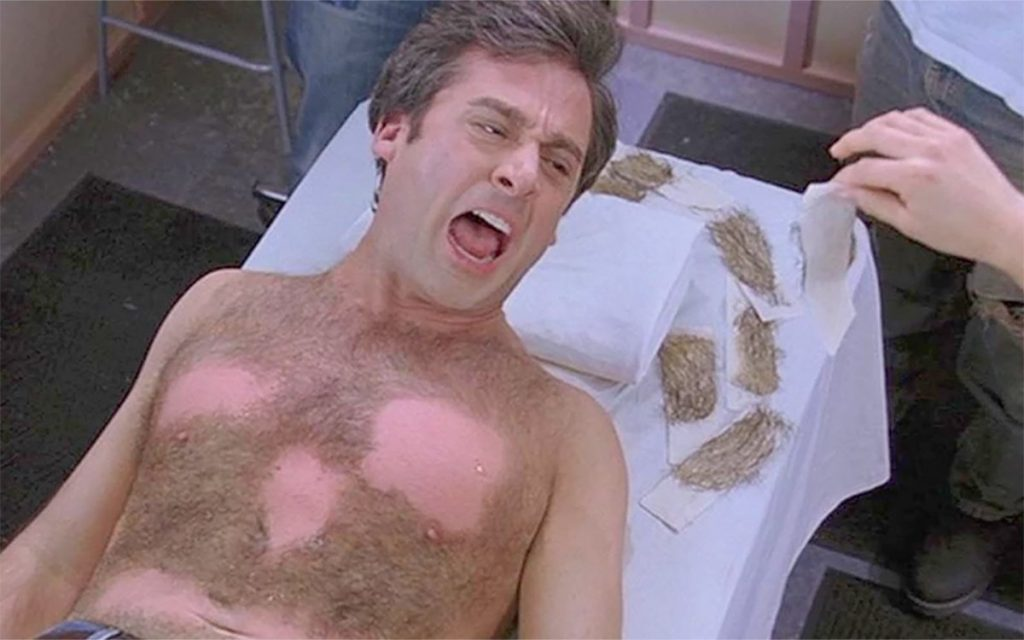 These Men Getting Waxed For The First Time Is HILARIOUS